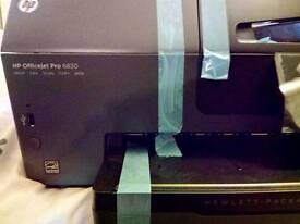 HP OFFICEJET 6830 AIO WORKING WITH HP WARRANTY