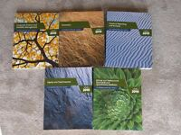 CFA Level 1 2010 textbooks 5/6 Incomplete Set
