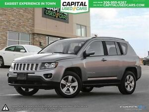 2015 Jeep Compass High Altitude *Leather Seats*