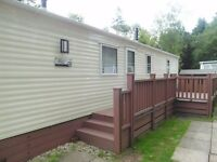2016 Willerby Rio Gold, 37x12, 2 bedroom caravan for sale, with central heating and double glazing