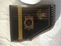 GUITAR ZITHER by LYRA ADLER