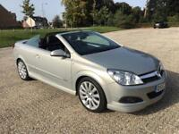 07-57 Vauxhall Astra 1.8 twin top Convertible