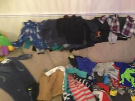 BARGAIN Boys Clothes 1.5 - 3 years