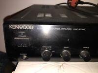Kenwood Amp - Decent Working Order £40