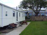 Luxury 3 bedroom Deluxe Caravan for Hire,Craig Tara Ayr*GCH D/G* 2 Mins Walk From Complex