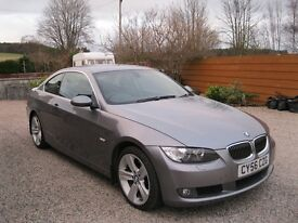 "BMW 325 SE Coupe / Petrol / 6 Speed Manual 2006 (56) ""Price Reduction"""