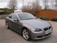 """BMW 325 SE Coupe / Petrol / 6 Speed Manual 2006 (56) """"Price Reduction"""""""