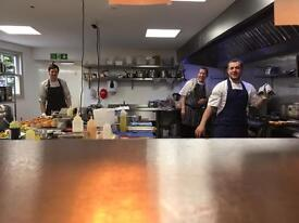 Head Chef - 2 AA Rosette Boutique Inn - £38000 to £40,000 - Norfolk - Relocation