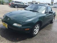1994 Mazda MX-5 CABRIO & ALLOY & ONE OWNER & CERTIFIED