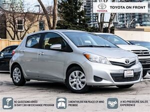 2014 Toyota Yaris LE Full Service one owner