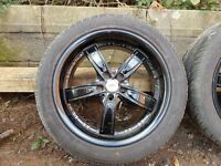 Alloy Wheels 17 inch set of 4