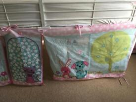 CREATURE FRIENDS TENT FOR SINGLE MID SLEEPER £10