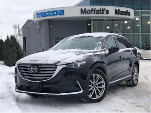 2017 Mazda CX-9 GT GT AWD, HUD, BOSE, GPS, LEATHER, POWER GATE