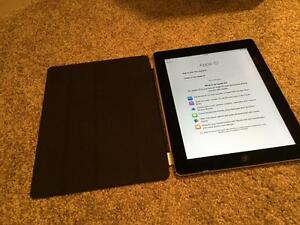 Reduced: Black Apple Smart Cover for Ipad 2 Kitchener / Waterloo Kitchener Area image 2