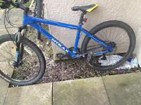3 Men's mountain bikes