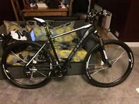 Cube Bike Aim pro SL 2016 black and white