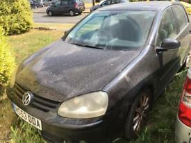 Vw Golf Mk5 Spares and Repairs Drive Away