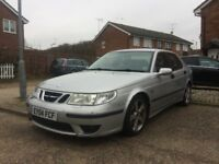 saab 9-5 HOT AERO (250 BHP) FULL SERVICE HISTORY VERY FAST CAR