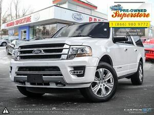 2016 Ford Expedition Max Platinum>>>COOLED SEATS/CAP UNIT<<<
