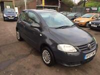 Volkswagen Fox 1.2 07 Reg cheap to insure