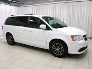 2017 Dodge Grand Caravan IT'S A MUST SEE!!! MINIVAN 7PASS w/ ALL