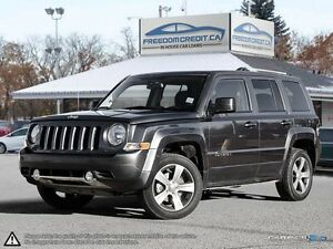 2016 Jeep Patriot Sport/North High Altitude 4x4 loaded leather