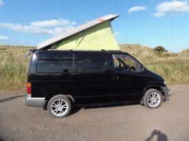 Mazda Bongo Campervan. 2.5TD Auto 1995. Rear conversion, alloys, bullbar