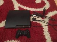 500mb PS3 with 38 games