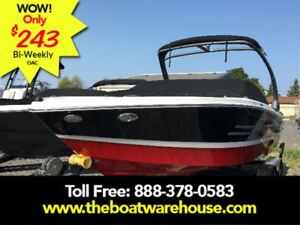 2018 Four Winns H210SS Volvo 300HP Trailer Wake Tower