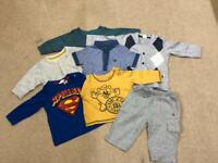Selection of 3-6 months old boy clothes