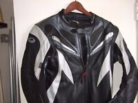 buffalo one piece leathers size 42