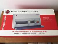 Wylex RCD Consumer Unit
