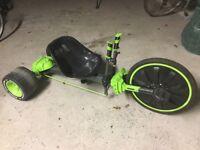 """Huffy Green Machine - 20"""" wheel"""
