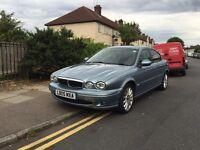 Jaguar x type classic 2.0 diesel , hpi clear