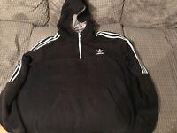 Real mens adidas hoodie