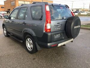 2006 Honda CR-V SE,MANUAL,AWD,SAFETY+3YEARS WARRANTY INCLUDED