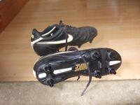 Nike football boots 6.5