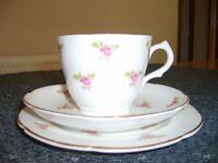 Denbro Bone China Tea Set for Two