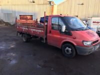 ford transit dropside ,05 .........1350,ono