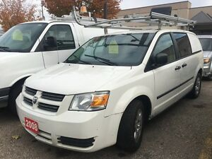 2008 Dodge Caravan Three in Stock! Kitchener / Waterloo Kitchener Area image 1