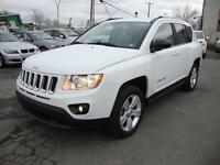 2012 Jeep Compass FWD SPORT NORTH EDITION BLANC