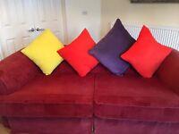 2 Large Terracotta Suites (£375 each) Excellent Condition