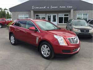 2013 Cadillac SRX Luxury Collection AWD CUIR TOIT PANORAMIQUE