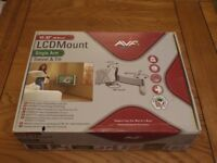 """AVF LCD Wall Mount, Sizes 12 - 32"""" (Brand new, never been out of the box)"""