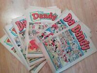 Dandy Comics - Job Lot Classic Comics