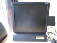 Sony Computer Monitor.