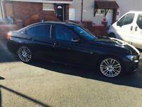 BMW 330d m sports