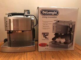 DeLonghi EC710 Cappuccino & Expresso Coffee Maker
