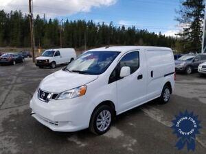 2017 Nissan NV200 SV Mini-Cargo Van, Dual Sliding Doors, 2.0L