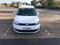 VW CADDY..LOW MILEAGE..GREAT LOOKING VAN.